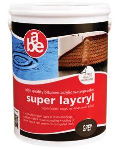 ABE SUPER LAYCRYL GREY 5L