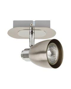 Radiant RS93SC Nix Satin Chrome Spotlight 1 light