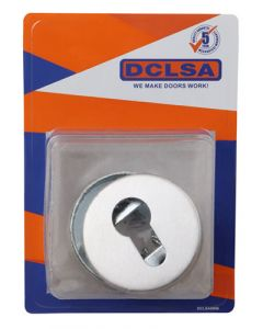 DCLSA VD908RC69 Stainless Steel Escutcheon Cylinder