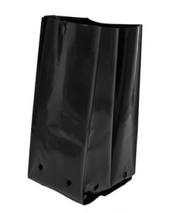 BALLSTRAATHOF P007 BLACK PLANT BAG 1.25L PACK OF 50