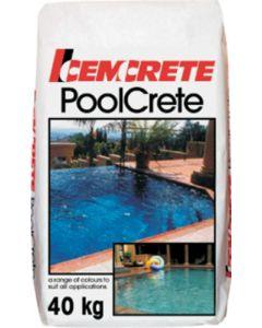 CEMCRETE 680-0032 WHITE POOL PLASTER 40KG