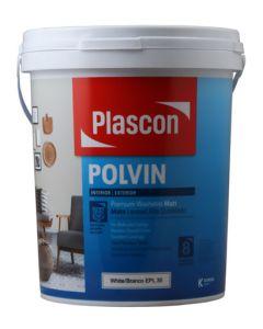 Plascon Polvin White 20L