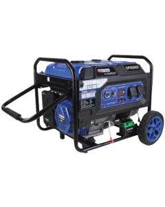 GENTECH GP6500D 4-STROKE ELECTRIC START PETROL GENERATOR 5.5KVA