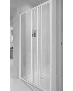 Origin 36TRIO900NC 3-Panel Clear/Natural Shower Door 900x1800mm