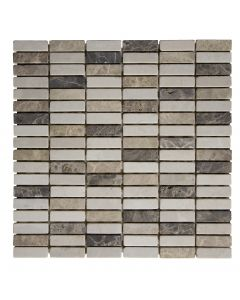 FALCON P3-B48T MOSAIC TILE NATURAL STONE 8MM