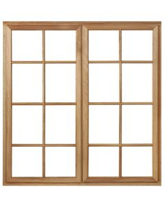 SWARTLAND WB22SP WOODEN WINDOW FRAME 1187HX1128W