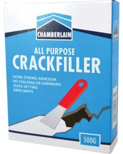 CHAMBERLAIN ALL PURPOSE CRACKFILLER 500G