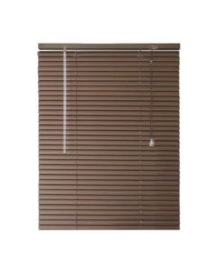 VENETIAN BLIND BRONZE 1500X1600X25MM