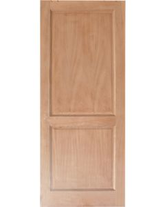 2 PANEL MERANTI VENEERED ENGLISH-STYLE 813 DOOR
