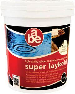 ABE SUPER LAYKOLD BITUMEN WATERPROOFING 20L