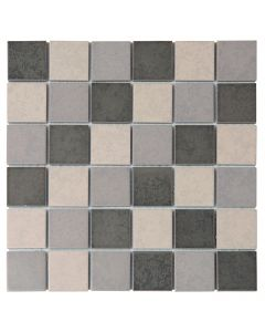 FALCON P3-FT4803 MOSAIC TILE RUSTIC PORCELAIN