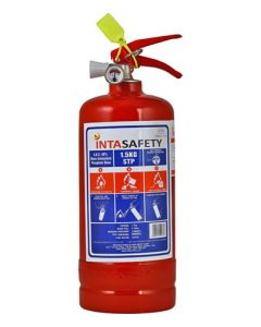 INTA SAFETY FE3 FIRE EXTINGUISHER 1.5KG