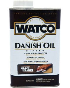 WATCO DANISH OIL NATURAL 473ML