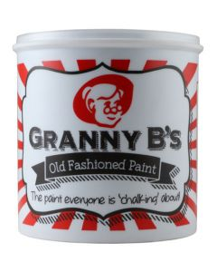 Granny B's Old Fashioned Chalked Paint 1L