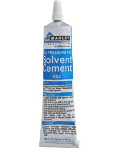 MARLEY PIPES KS2 PRESSURE SOLVENT CEMENT TUBE 100ML