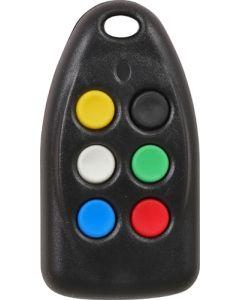 Apollo 6APO 6 Button Gate Remote Control