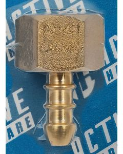 ACTIVE HARDWARE GAS ADAPTOR FEMALE TO HOSE TAIL 1/2''