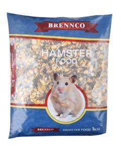 Brennco 595-10X1 Hamster Food - 1kg