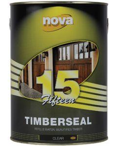 NOVA 15 TIMBERSEAL CLEAR 5L