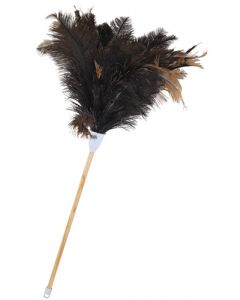 ACADEMY F9002 OSTRICH FURTHER DUSTER 450MM