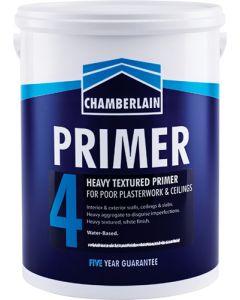 CHAMBERLAIN PLASTER PRIMER 4 5L