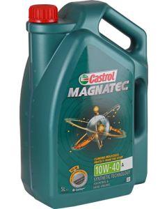 CASTROL 11293810 10W-40 MAGNATEC ENGINE OIL 5L