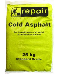 MIX COLD ASPHALT TAR 25KG BAG