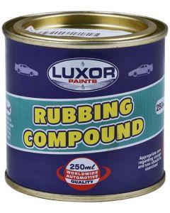 LUXOR RUBBING COMPOUND 250ML