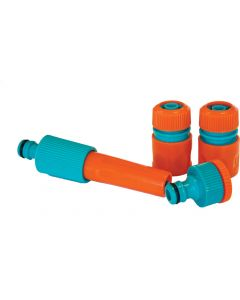 MEGAFLEX GARDEN HOSE AND FITTINGS 12MMX20M
