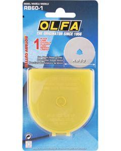 OLFA BLA RB601 ROTARY BLADE RB60-1 60MM
