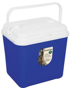 BIG JIM DC0225-B1 COOLERBOX 25L BLUE