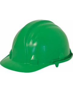 CAP SAFETY PLASTIC GREEN  NO LOGO SABS