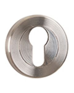 YALE 35ZX-CE22-5001 STAINLESS STEEL ESCUTCHEON PROFILE PAIR