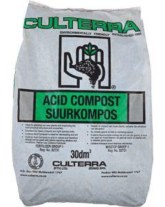 CULTERRA ACID COMPOST 30DM3