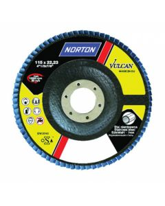 NORTON FLAP DISC 115X22MM P40