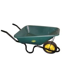 LASHER CONCRETE POLYPAN WHEELBARROW