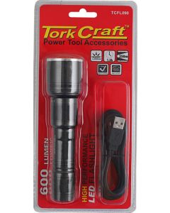 TORK CRAFT TCFL090 LED FLASHLIGHT