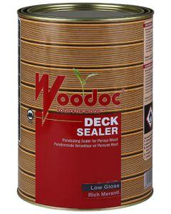 WOODOC WDS5RME RICH MERANTI DECKING SEALER 5L