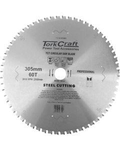TORKCRAFT TCS30560 TCT STEEL CUTTING 305X60T 30MM BLADE