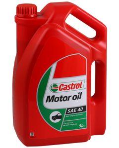 CASTROL SAE10 MOTOR OIL 5L
