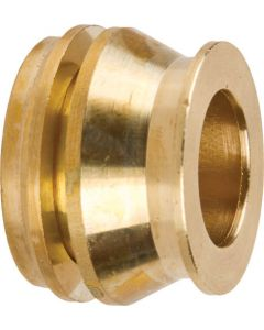 JEVCO REDUCING FITTING  BRASS 22MMX15MM SABS