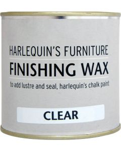 HARLEQUINS FINISHING WAX CLEAR 500ML