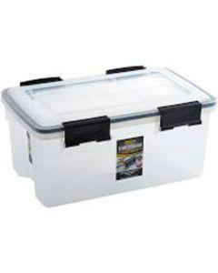 ADDIS 9870CL CLEAR STORE N GUARD STORAGE BOX 16.5L