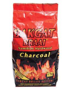 BAKGAT-LUMPS CHARCOAL  4KG BAG