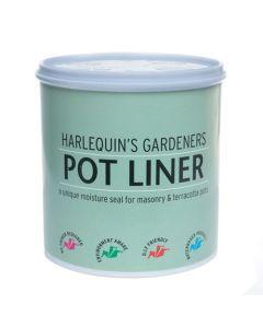 HARLEQUIN'S GARDENERS POT LINER PAINT 1L