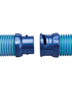ZODIAC POOL HOSE LONGLIFE TWIST LOCK 1.2M BLUE