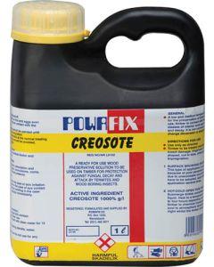 POWAFIX CREOSOTE 1L