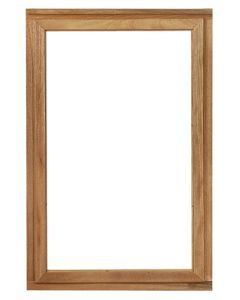 SWARTLAND WC1R WOODEN WINDOW FRAME 887HX584W