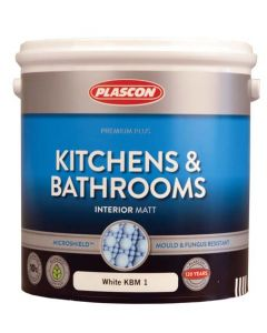 PLASCON  KITCHENS & BATHROOMS 2.5L