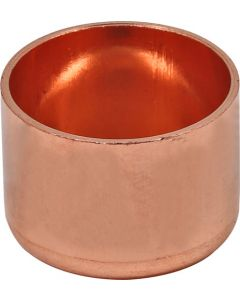 SPLASHWORKS BG290R/2/1 COPPER END CAP CXC 22MM